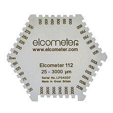 Hliníkový hřeben Elcometer 112AL