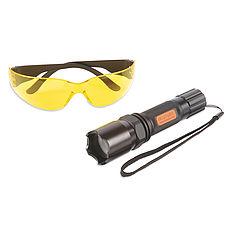 UV baterka pro detekci trhlin v nátěru Elcometer 260