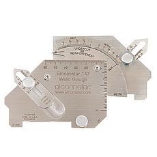 Pravítko na měření svarů Elcometer 147