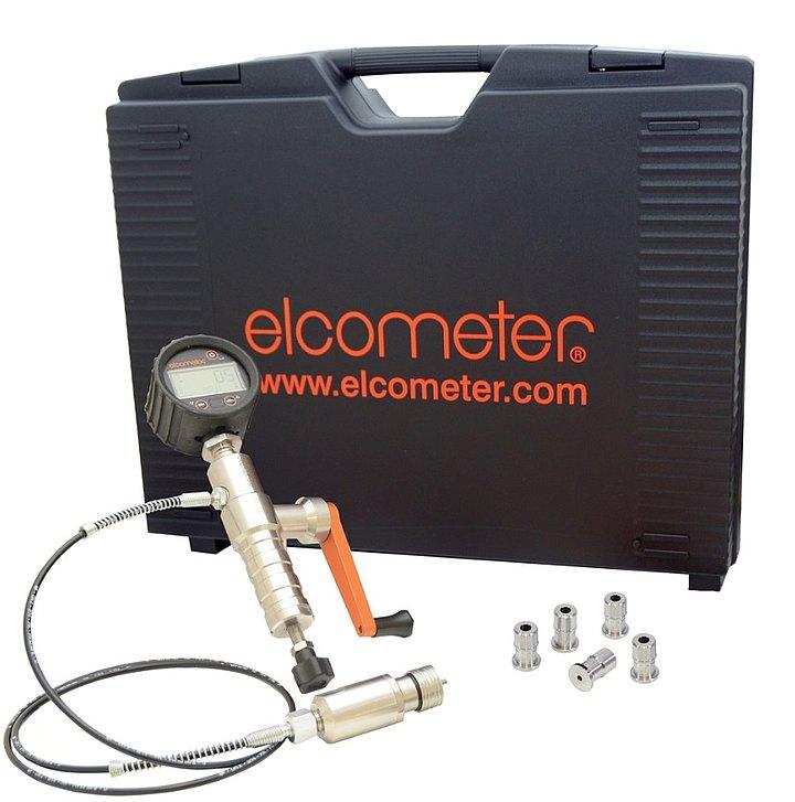 Digitální odtrhoměr Elcometer 508 v robustním kufříku